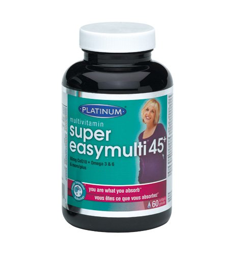 PLATINUM Super Easymulti 45+ For Women ( 120 -