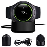 Wireless Charging Dock Cradle Charger For Samsung Gear S2 720 730 732 ClassicFeature:100% brand new and high quality Charging your Gear S2 could not be any simpler. Say goodbye to the wires ? simply pop it onto the dock to top up your battery...