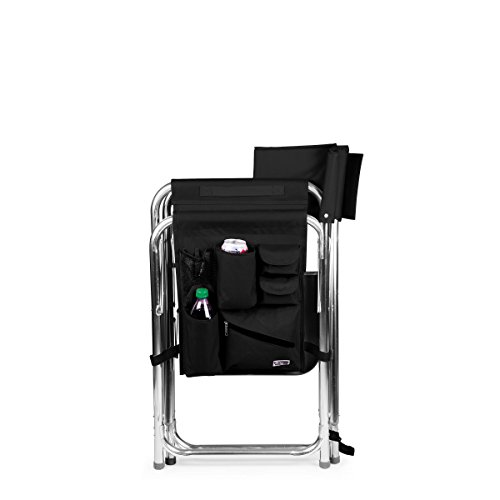 Amazon.com : ONIVA   A Picnic Time Brand Picnic Time Portable Folding  Sports Chair, Black : Folding Patio Chairs : Sports U0026 Outdoors