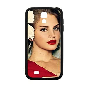 Fantastic red sexy woman Cell Phone Case for Samsung Galaxy S4 by Maris's Diary