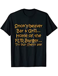 Bar & Grill...Home of the FUR Burger...try our cherry pie!