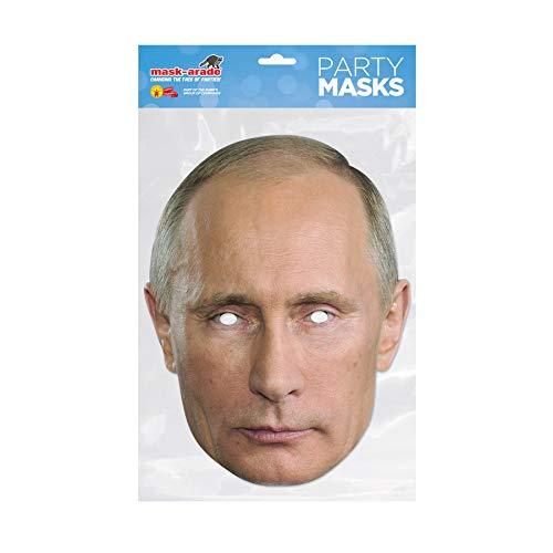 Rubie's Vladimir Putin Facemask (One -