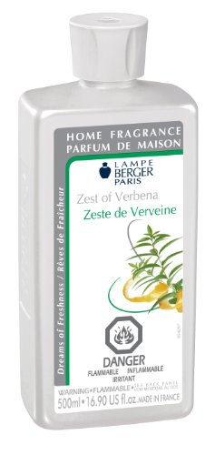 (Lampe Berger Fragrance - Zest of Verbena , 500ml / 16.9 fl.oz.)