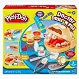 Play-Doh Doctor Drill 'n Fill Play Set Includes Everything your Little One Will Need