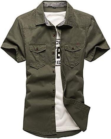 RSL Camisa de la Oscuridad Verde los Hombres de Manga Larga ...