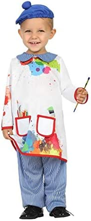 Atosa-27842 Disfraz Pintor, 6 a 12 meses (27842): Amazon.es ...