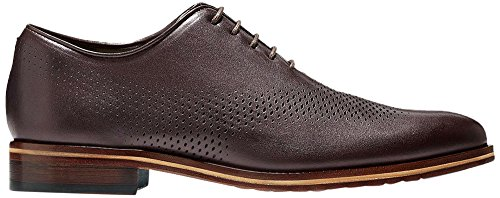 Cole Haan Mens Washington Grand Laser Wingtip Oxford Castagna