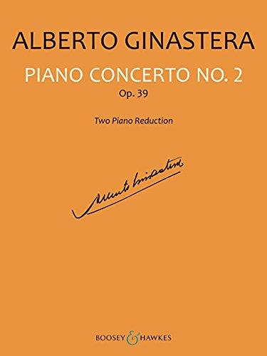Piano Concerto No. 2, Op. 39: Two Pianos, Four Hands pdf