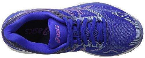 Gel 19 Blue Azul de Airy Blue Violet para Asics Mujer Nimbus Zapatillas Purple Running q6RWEd