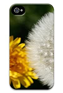 Online Designs Dandelion and yellow flowers PC Hard new For Case Samsung Note 4 Cover for girls 3d
