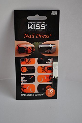 KISS Nail Dress 2016 Halloween - 66706 -