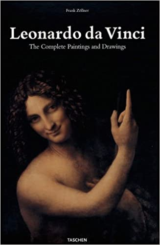 leonardo da vinci 1452 1519 the complete paintings and drawings taschen 25th anniversary