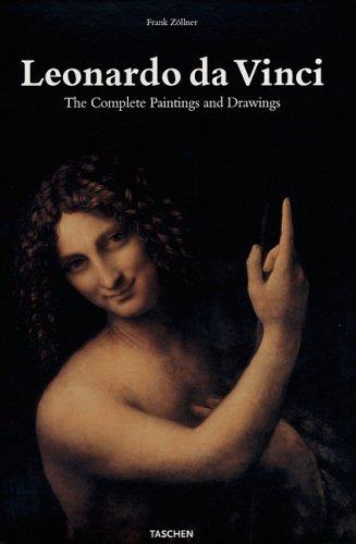 452-1519: The Complete Paintings and Drawings (Taschen 25th Anniversary) (Da Vinci Drawings)