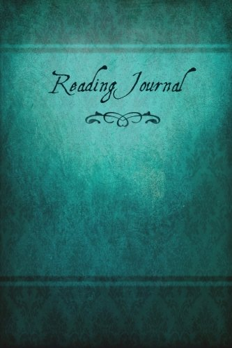Reading Journal: The Book-Lover's Diary, 6x9, blue-green