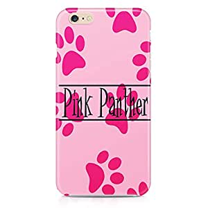 Loud Universe Pink Panther Paws Iphone 6 Case Pink Panther Pattern Iphone 6 Cover with 3d Wrap around Edges