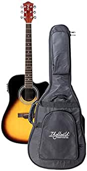 monoprice electric acoustic guitars