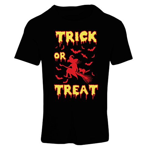 lepni.me T Shirts for Women Trick or Treat