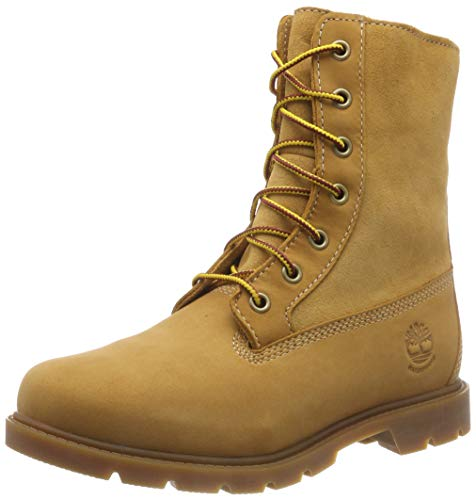 Suede 231 Timberland Linden Waterbuck And Beige Stivaletti Woods Donna wheat r84rzxq