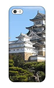Ideal ZippyDoritEduard Case Cover For Iphone 5/5s(japanese Architecture ), Protective Stylish Case