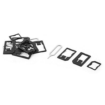 Amazon.com: eDealMax Celular Micro SIM bandeja de tarjeta de ...