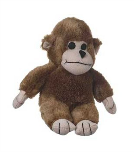 Multipet Look Who's Talking Monkey Dog Toy (Dog Toys Monkey)