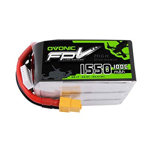 Ovonic 1550mAh 22 2V Battery Racing product image