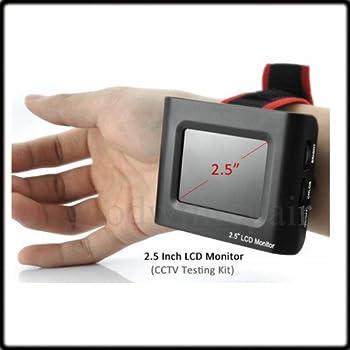 Amazon Com 2 5 Inch Portable Monitor For Cctv Camera