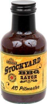 Stockyard - KC Pitmaster BBQ Sauce - 350ml