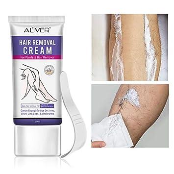 Amazon.com : Hair removal cream, painless Depilatories, : Beauty