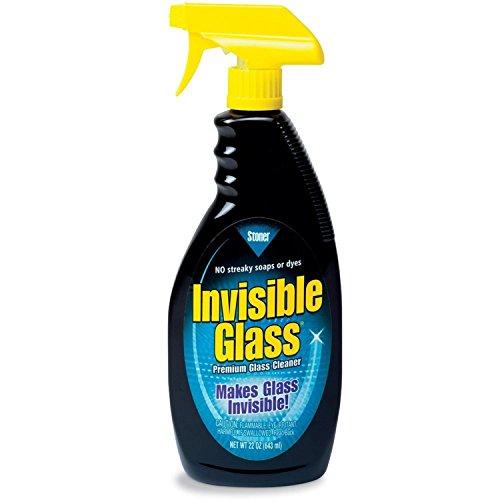 Invisible Glass 08101 Glass/Mirror Cleaner Haze/Streak Free