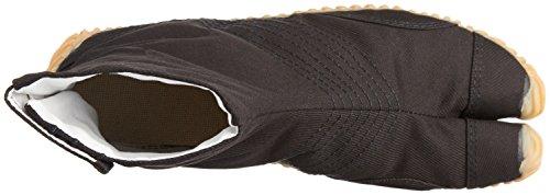 MATSURI JOG Black MARUGO 6 Boots Tabi Cotton cm 25 Men's OvRPWZq