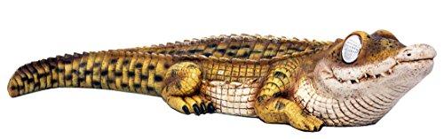 Garden Critter Solar Light - Crocodile
