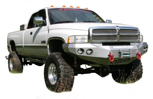 road armor bumper for dodge - 1