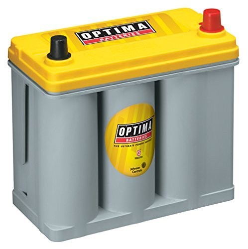 Optima Batteries 8073-167 D51R YellowTop Dual Purpose (Optima Agm Battery)