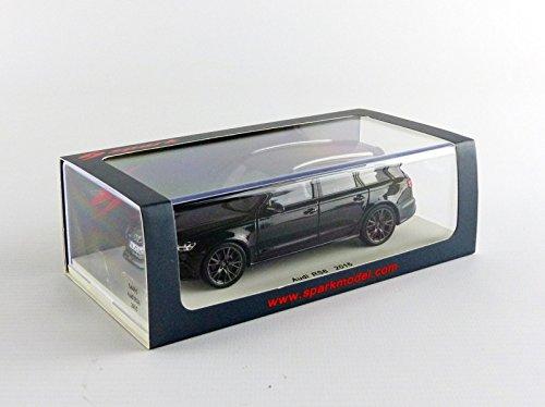 Audi RS6 Avant (2015) Resin Model Car