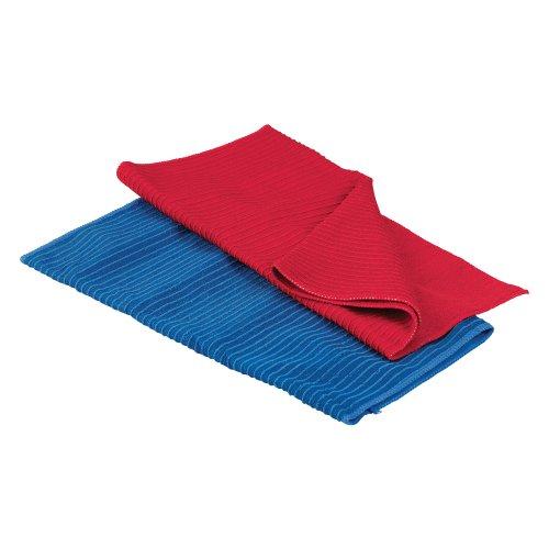 Primeway Floor Cleaning Microfiber Cloth, 40x60cm, 2 Pcs Set