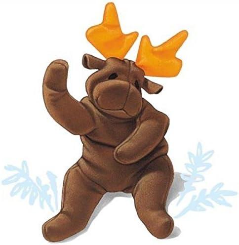 Chocolate the Moose McDonalds Ty Teenie Beanie MIP 1997 #04
