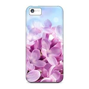 DaMMeke GHMSlxd2951hUMKA Case Cover Skin For Iphone 5c (teeny Flowers)