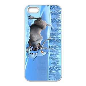 Cute Frozen Olaf And Sven Design Best Seller High Quality Phone Case For iphone 6 plus