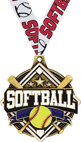(Softball Medals - 2.25
