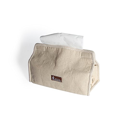 Co link Fabric Tissue Holder Container product image