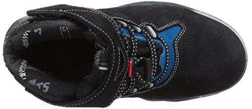 Sécurité Sicherheitsschuhe Chaussures Adulte Lagon Blau Energy de Schwarz Flex MTS S3 Noir 49906 Mixte Schwarz Energy My wH8wpqdv