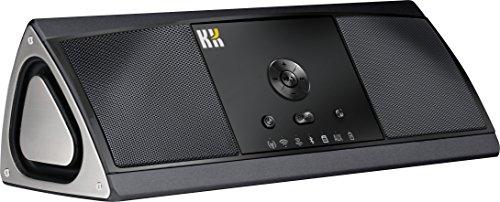 JBL Pulse 2 Portable Splashproof Bluetooth Speaker (Silver ...
