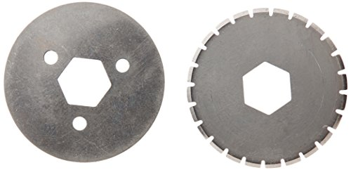 Rotary Trimmer Blade - Carl K-M31 Replacement Scoring/Perforating Set for The DC-210/220/238/2500