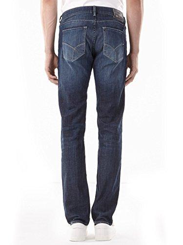 Pantalones Gas Jeans Wn77 Blu para Hombre Morris EqTr1qwv
