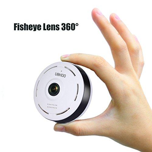 960P-IP-Security-Camera-360-Degree-IndoorOutdoor-Surveillance-WirelessNetwork-Hidden-Camera-with-IR-Night-Vision2-way-AudioMotion-Detection