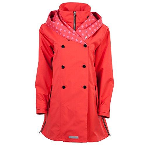 Blæst Blaest Woman Raincoat 511 Red W2A9dJ