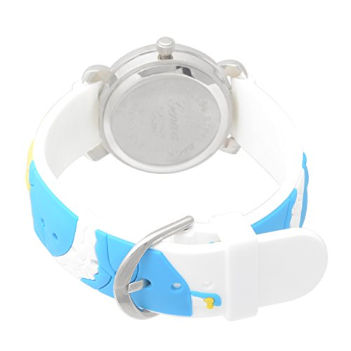 Brinley Co. Girls Princess Design Silicone Watch by Brinley Co (Image #1)