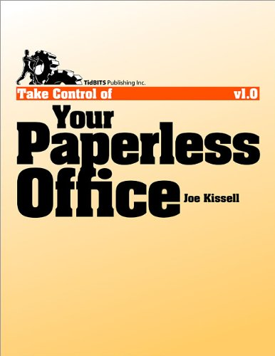 [PDF] Take Control of Your Paperless Office Free Download | Publisher : TidBITS | Category : Computers & Internet | ISBN 10 : B00530SEM8 | ISBN 13 : 9781615420940