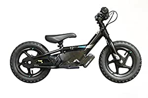 "STACYC 12EDrive - 12"" Electric Balance Bike, Motorcycle, MX, BMX, ride-on toy for kids, with 2AH Battery and Charger"